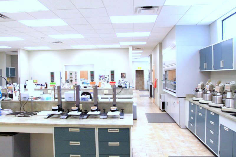 Design For Testing : Laboratory instrumentation